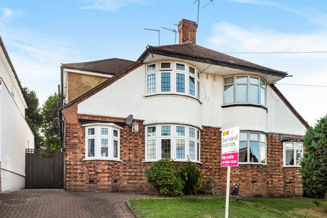 Thumbnail Semi-detached house for sale in Gallants Farm Road, East Barnet, Barnet
