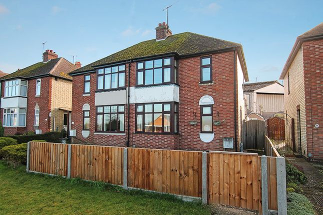 Thumbnail Semi-detached house for sale in New Cheveley Road, Newmarket