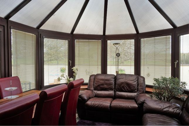 Conservatory of Worbey Place, Longforgan DD2