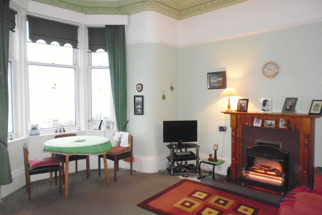 Lounge of Flat 2, Cruden House, 6, Bishop Terrace, Rothesay, Isle Of Bute PA20