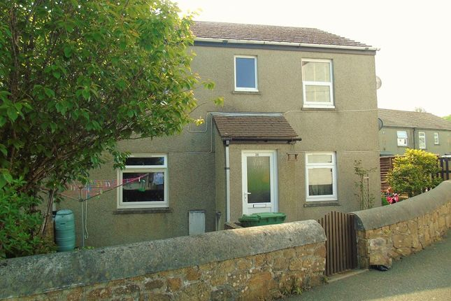 2 bed flat for sale in Roscadghill Parc, Heamoor, Penzance, Cornwall.