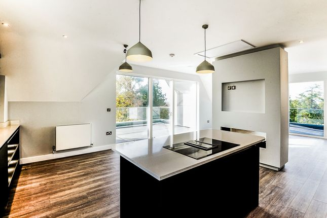 Thumbnail Penthouse for sale in Holm House, Hafod Park, Hereford