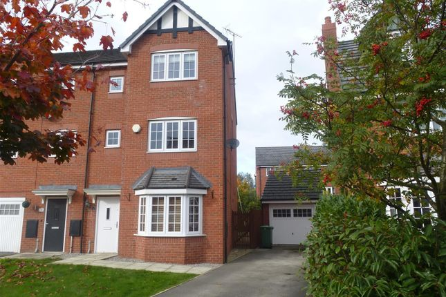 Thumbnail Detached house to rent in Radcliffe Road, Winsford