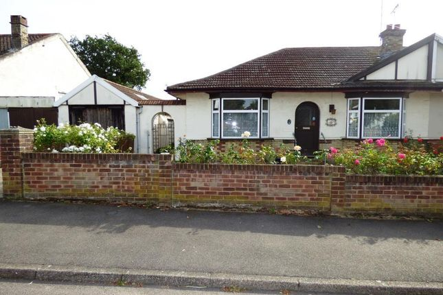 Thumbnail Semi-detached house for sale in South Avenue, Chingford, Essex