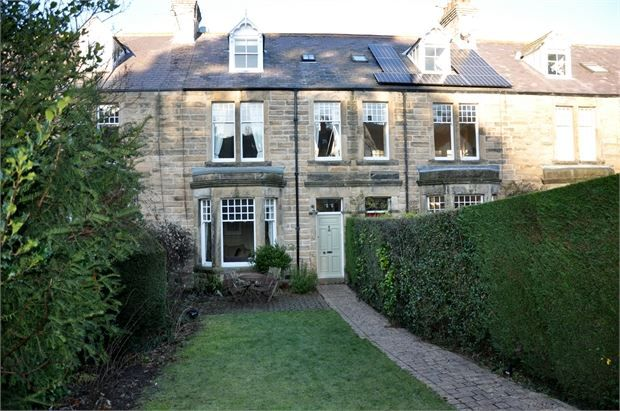 Thumbnail Terraced house for sale in Woodside, Hexham