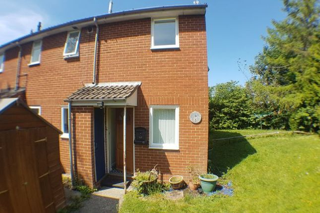 Thumbnail Terraced house for sale in Rembrandt Close, Basingstoke
