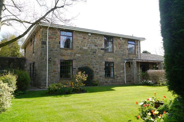 Thumbnail Detached house for sale in Grenville Court, Ponteland, Newcastle Upon Tyne