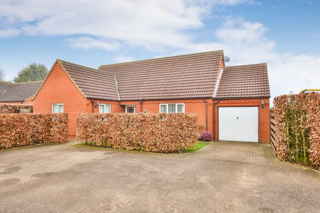 Thumbnail Detached bungalow for sale in Tithe Barn Close, Mattishall, Dereham