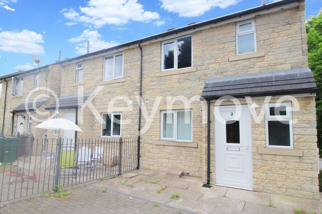 Thumbnail Semi-detached house to rent in Beechwood Avenue, Bradford