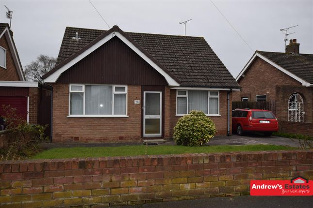 Thumbnail Detached bungalow to rent in Park Drive, Whitby, Ellesmere Port
