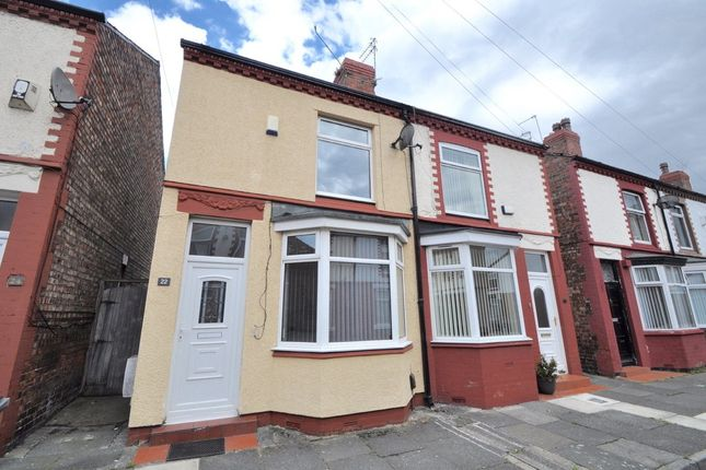2 bed semi-detached house for sale in Ashburton Road, Wallasey