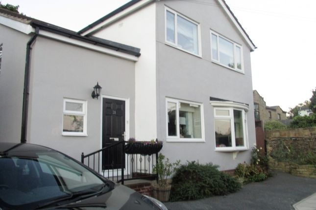 Thumbnail Detached house for sale in Manor Road, Ossett, West Yorkshire