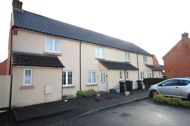 Thumbnail End terrace house for sale in Hickory Lane, Hortham Village, Almondsbury, Bristol