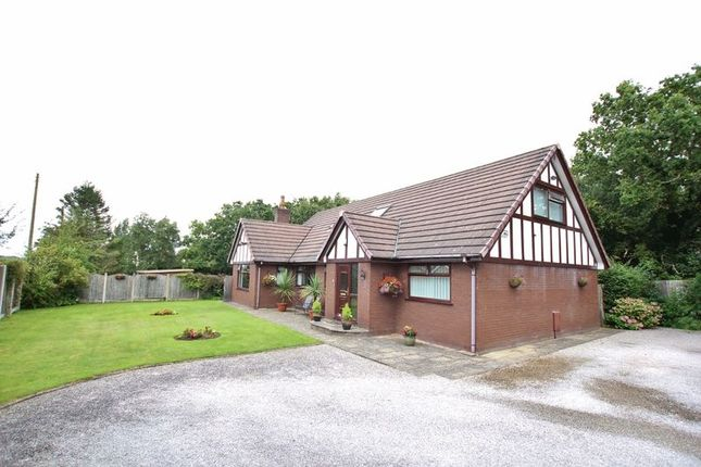 Exterior of Banks Road, Lower Heswall, Wirral CH60