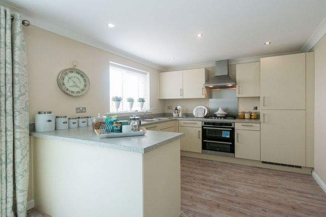 Thumbnail Detached house for sale in Pear Tree Gardens, Walton-Le-Dale, Preston