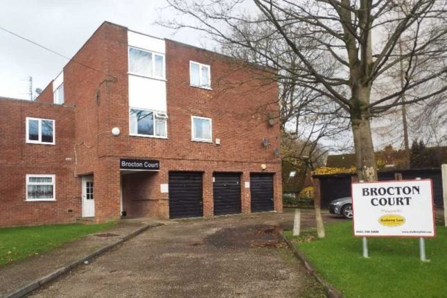 Thumbnail Flat to rent in Cavendish Road, Salford