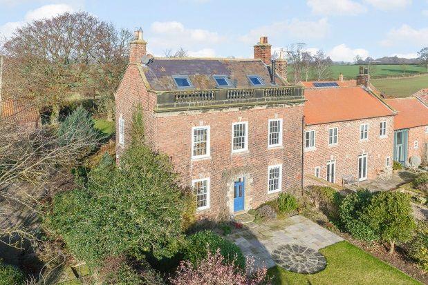 Thumbnail Property to rent in Brompton, Northallerton