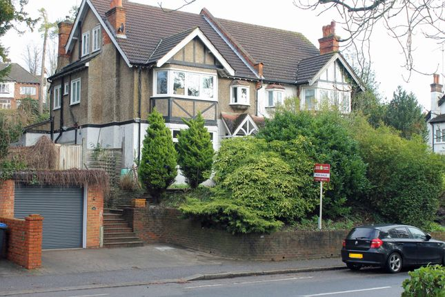 Thumbnail Semi-detached house for sale in Foxley Lane, Purley