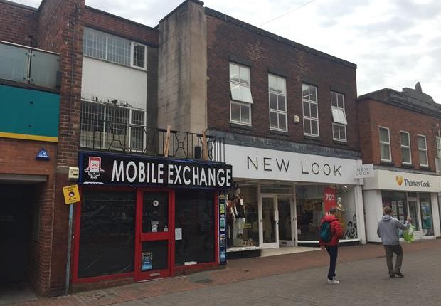 Thumbnail Retail premises for sale in 24, Mill Street, Macclesfield