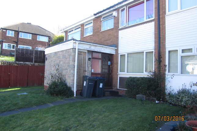 Thumbnail Terraced house for sale in Larch Avenue, Handsworth, Birmingham