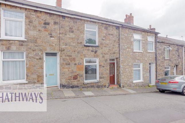 Terraced house for sale in Park Street, Blaenavon, Pontypool