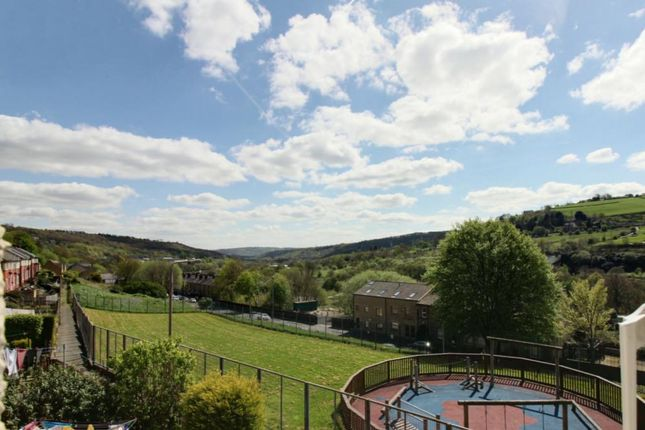 Thumbnail End terrace house to rent in Norland View, Sowerby Bridge