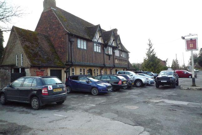 Thumbnail Pub/bar for sale in Guildford Road, Runfold, Farnham