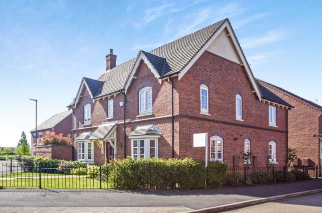 Thumbnail Detached house for sale in Invaders Close, Long Eaton, Nottingham, Nottinghamshire