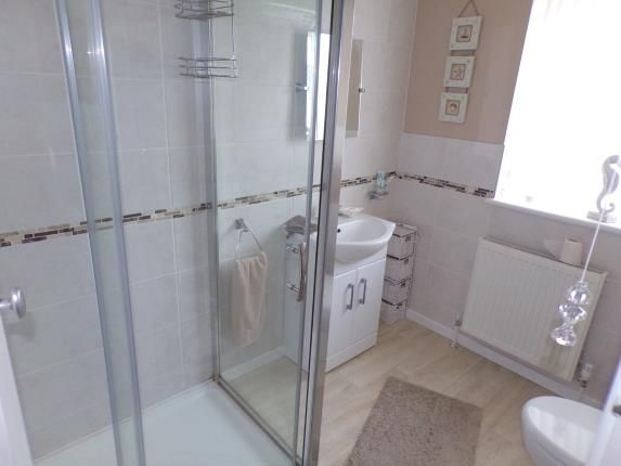 Shower Room of Wrenthorpe Vale, Clifton, Nottingham NG11