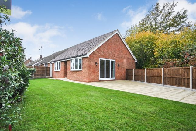 Thumbnail Bungalow for sale in Ash Groves, Sawbridgeworth, Hertfordshire