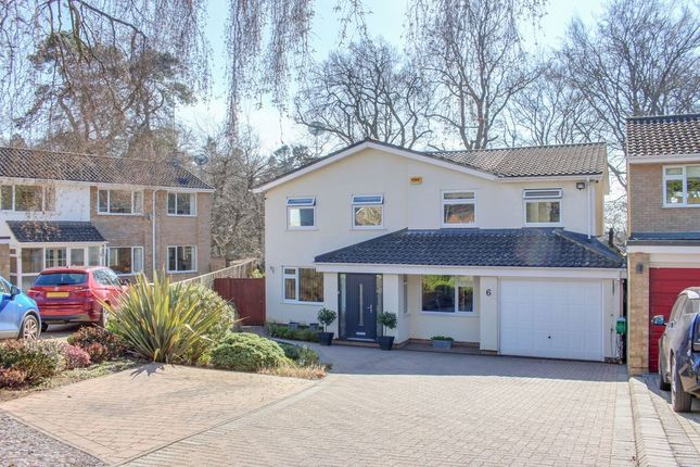 Thumbnail Detached house for sale in Dukes Ride, Heath And Reach, Leighton Buzzard