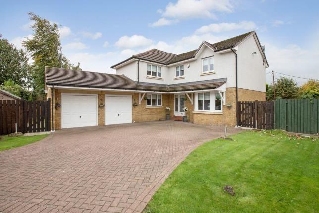 Thumbnail Detached house for sale in Wellmeadows Lane, Hamilton, South Lanarkshire
