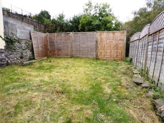Garden of Cowhorn Hill, Oldland Common, Bristol BS30