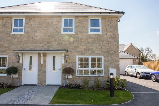 3 bedroom semi-detached house for sale in Waddington Road, Clitheroe