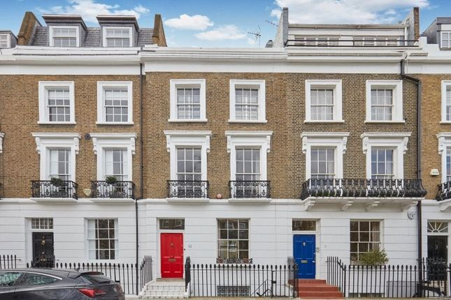 3 bed terraced house for sale in Markham Square, Chelsea, London