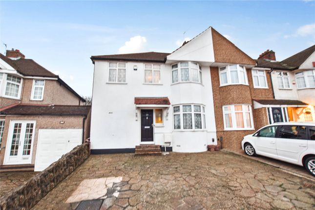 4 bed end terrace house for sale in Murchison Avenue, Bexley, Kent DA5