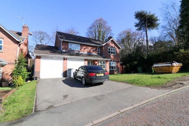 Thumbnail Detached house for sale in Devisdale Grove, Prenton