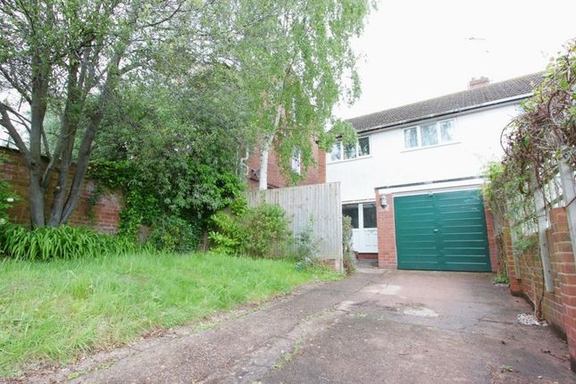 Thumbnail Semi-detached house to rent in Devonshire Place, Exeter
