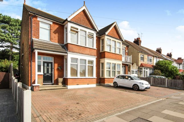 Front of Woodgrange Drive, Southend-On-Sea SS1