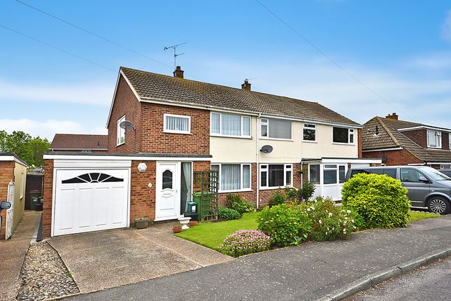 3 bed semi-detached house for sale in Firs Close, Folkestone