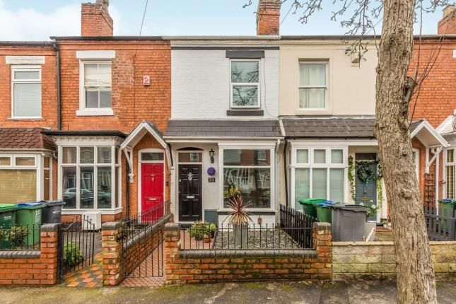 Thumbnail Terraced house for sale in Lightwoods Road, Bearwood, Birmingham, West Midlands