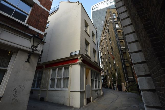 Thumbnail Semi-detached house for sale in Lovat Lane, Monument, London