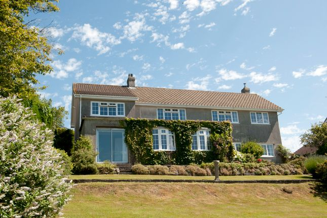 4 bed detached house for sale in Reynoldston, Swansea