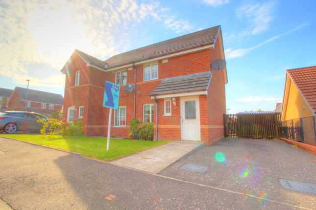 2 bed semi-detached house for sale in Newmilns Gardens, Blantyre, Glasgow