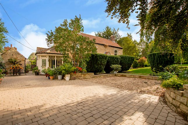 Thumbnail Detached house for sale in The Yews, 2 Worksop Road, Thorpe Salvin, Worksop, Nottinghamshire