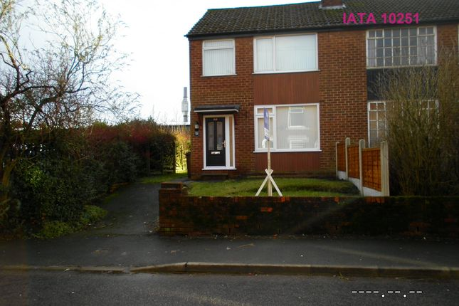 Thumbnail Semi-detached house to rent in Middleton Road, Royton, Oldham