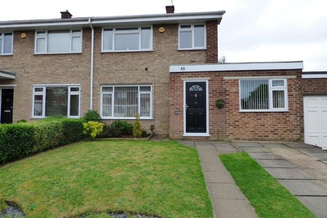 Thumbnail Semi-detached house for sale in Pennine Way, Farnborough