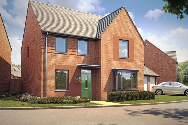 """Thumbnail Detached house for sale in """"Holden"""" at Langaton Lane, Pinhoe, Exeter"""