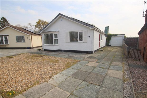 Thumbnail Bungalow to rent in Croftgate, Fulwood, Preston