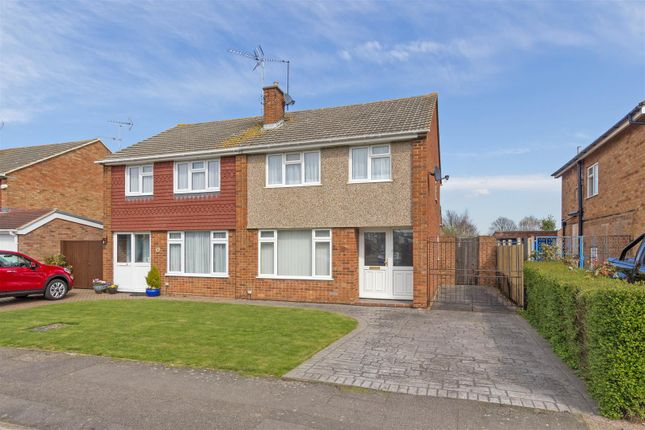 3 bed semi-detached house for sale in Berkeley Court, Sittingbourne